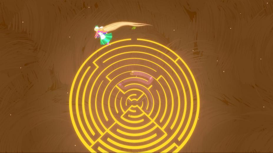 《重力幽灵》游戏截图