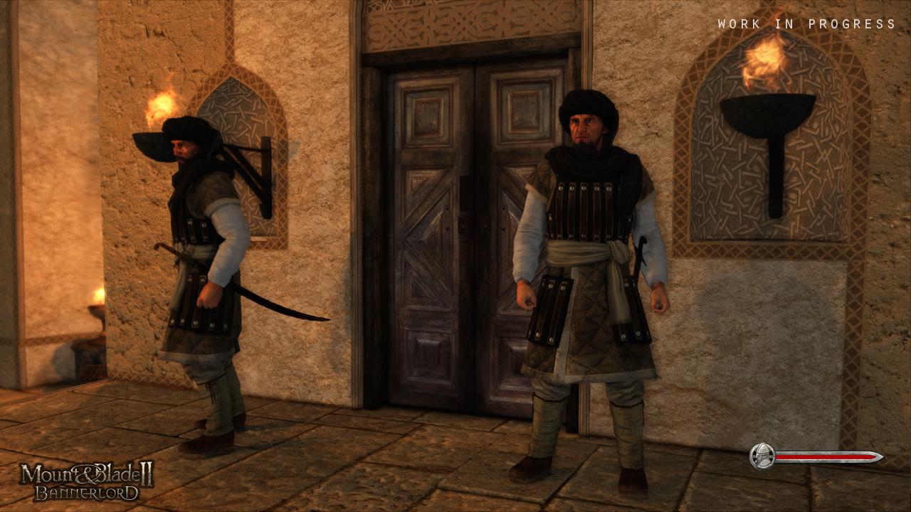 骑马与砍杀2游戏图片欣赏
