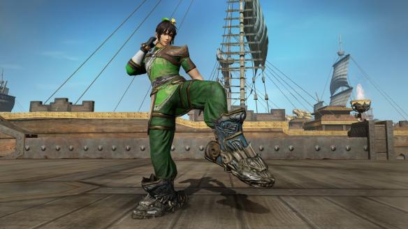 《真三国无双7:帝国》游戏截图-4