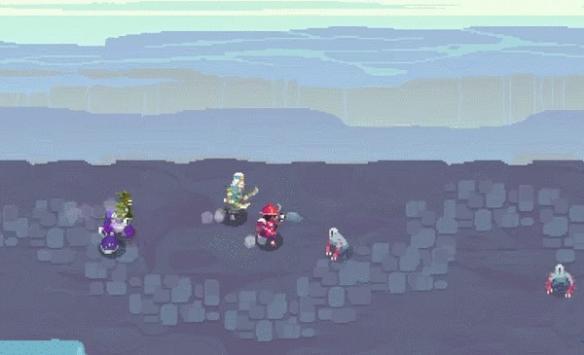 《月之猎人》游戏截图