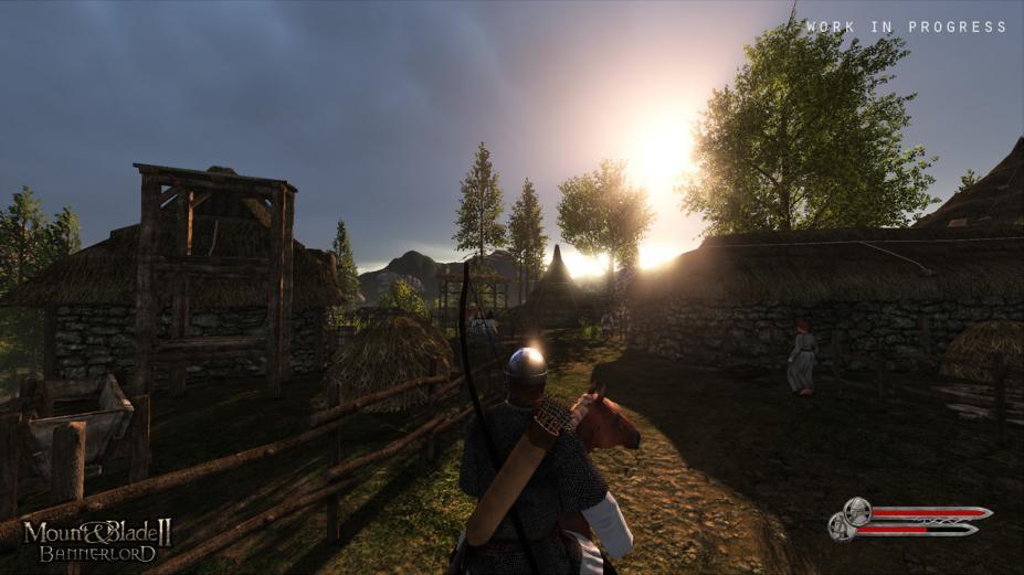 《騎馬與砍殺2:領主》游戲截圖2