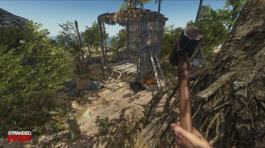 《荒岛求生》游戏截图
