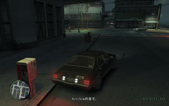 《侠盗猎车手4》中文游戏截图