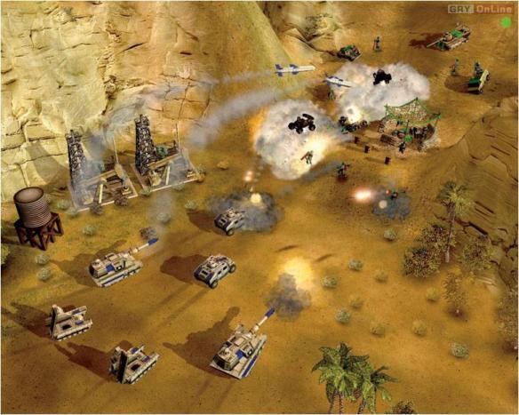 《命令与征服:将军》游戏截图