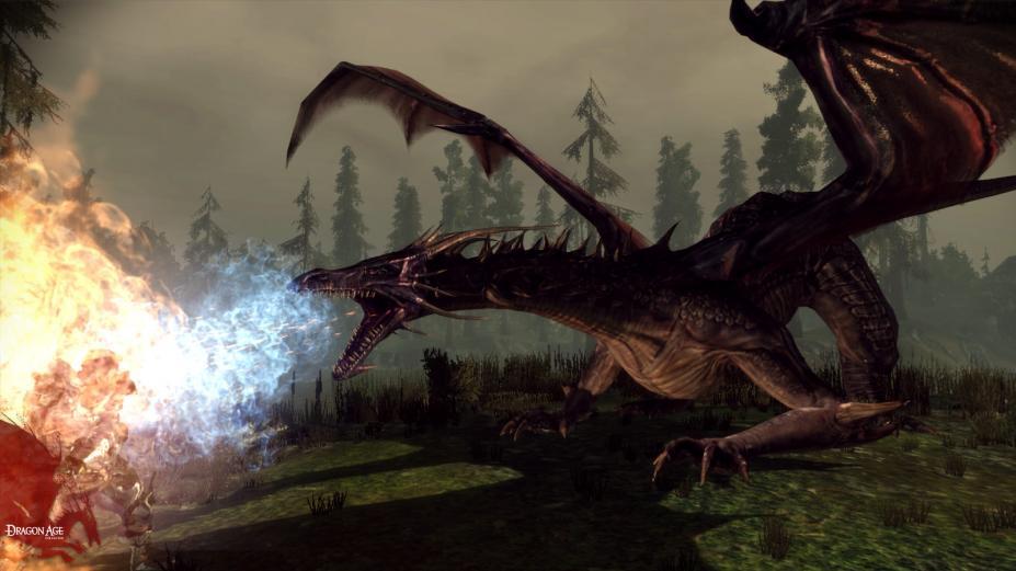 《龙腾世纪:起源》游戏截图