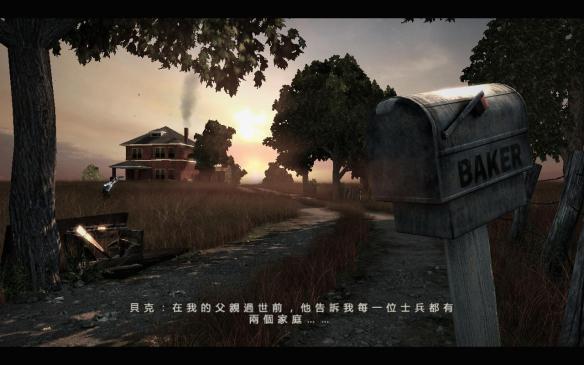 《战火兄弟连之地狱公路》中文截图