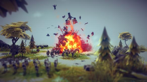 《围攻》游戏截图