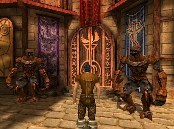 《边界地带》游戏截图