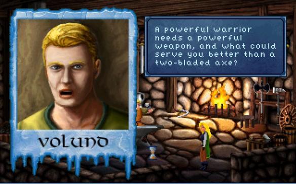 《女杰志:灭世先驱》游戏截图