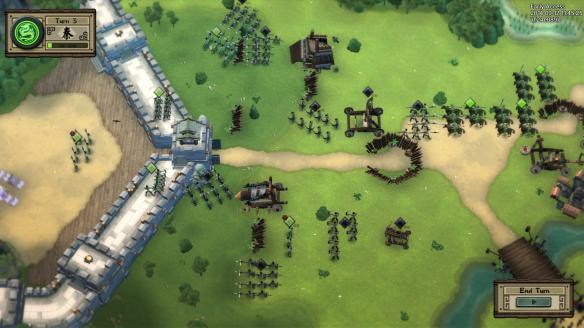 《战国时代》游戏截图