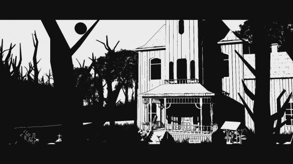 《白夜》游戏截图