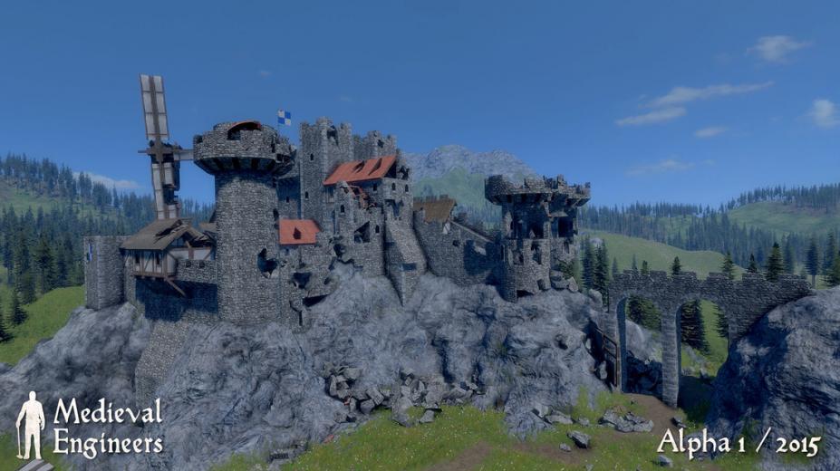 《中世纪工程师》游戏截图