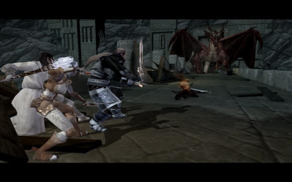 《遗忘国度:恶魔原石》游戏截图