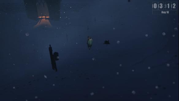 《撞击冬季》游戏截图