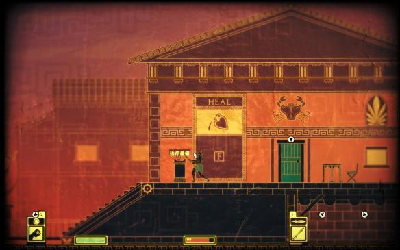 《亚普罗辛》游戏中文截图