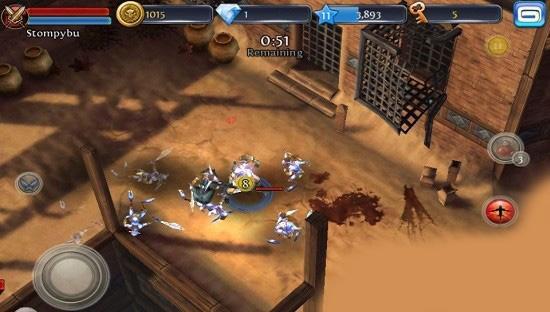 《地牢猎手5》游戏截图