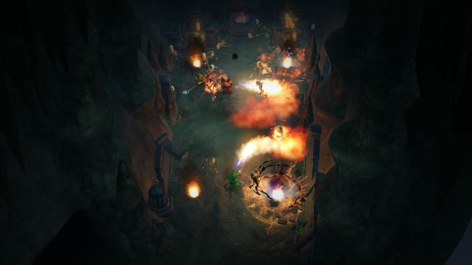《魔法对抗2》游戏截图