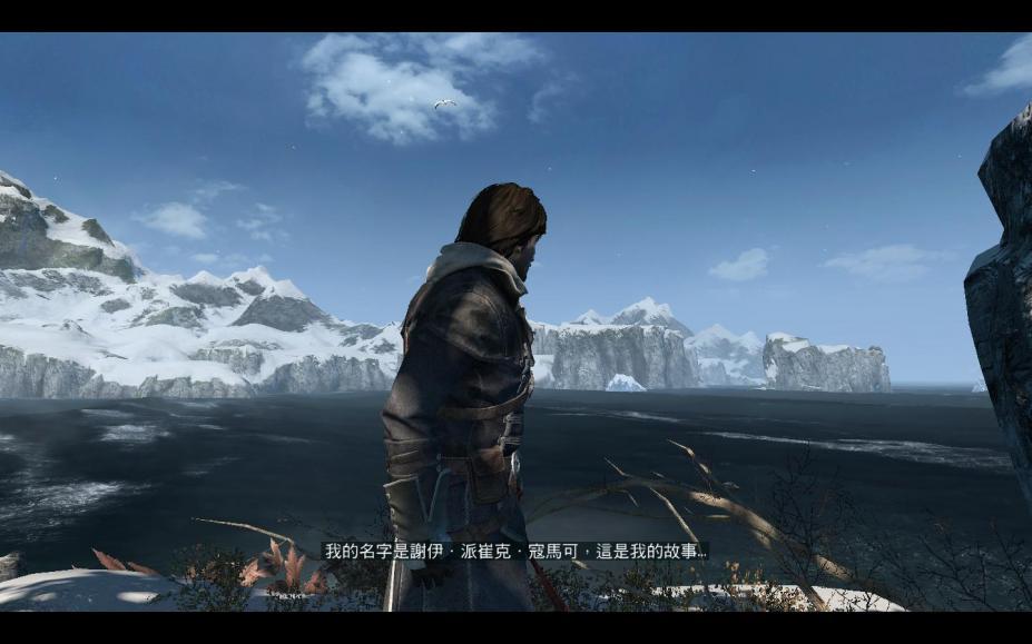 《刺客信条:叛变》中文游戏截图