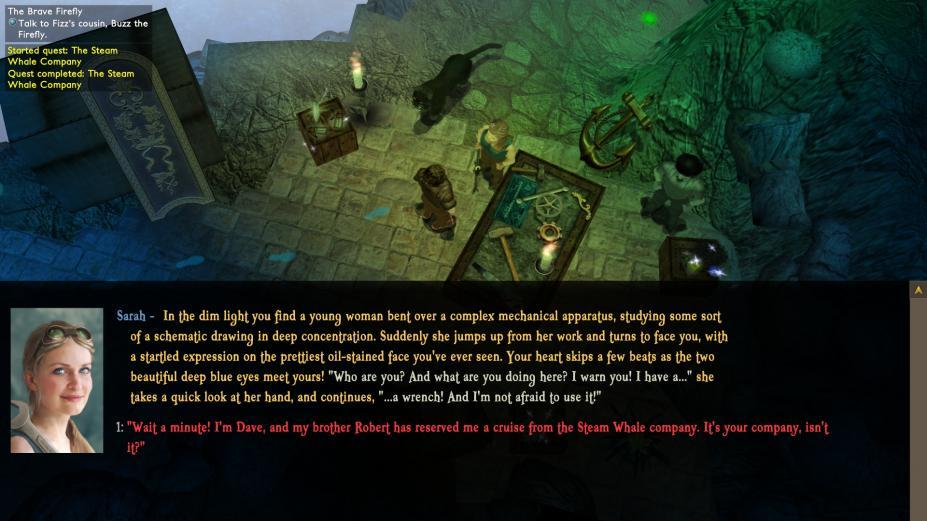 《浮月》游戏截图