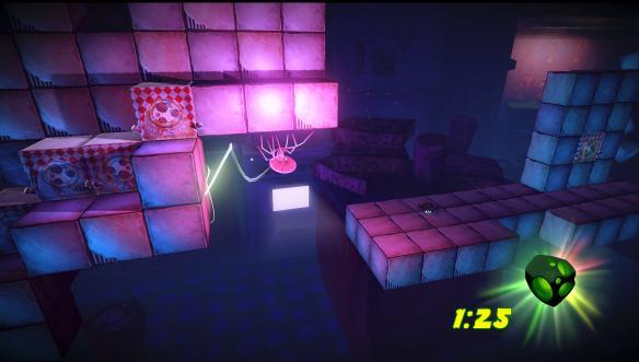 《蘑菇人:松露威胁》游戏截图