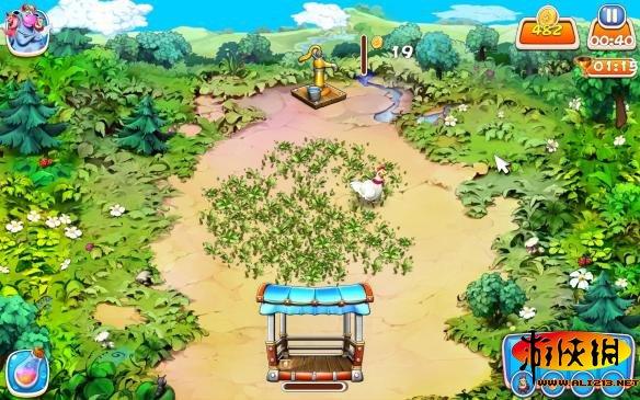 《疯狂农场:飓风季节》中文截图