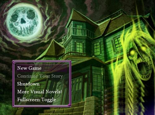 《板岩庄园的诅咒》游戏截图