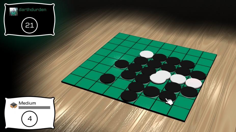 《翻转棋》游戏截图