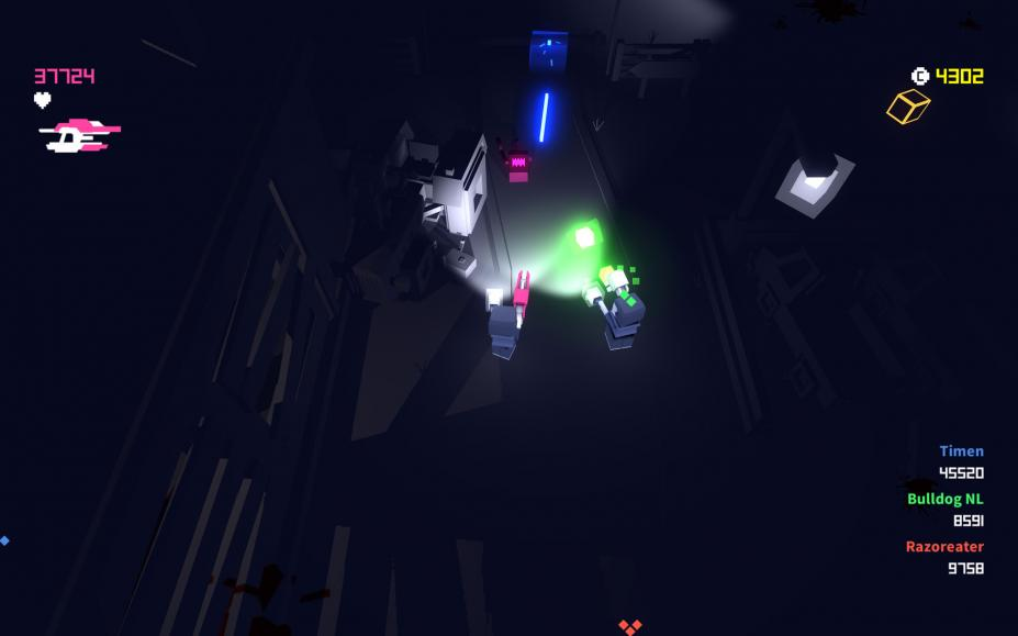 《外来空来者》游戏截图