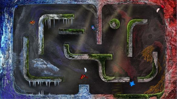 《纸片限界》游戏截图