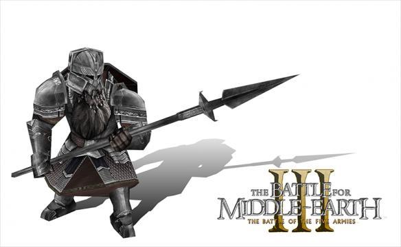 《中土战争3:五军之战》游戏截图-1