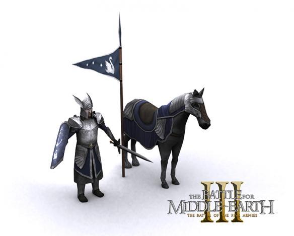 《中土战争3:五军之战》游戏截图