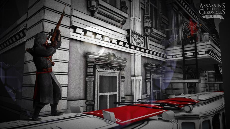 《刺客信条编年史》游戏截图