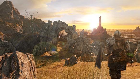 《黑暗之魂2:原罪学者》游戏截图