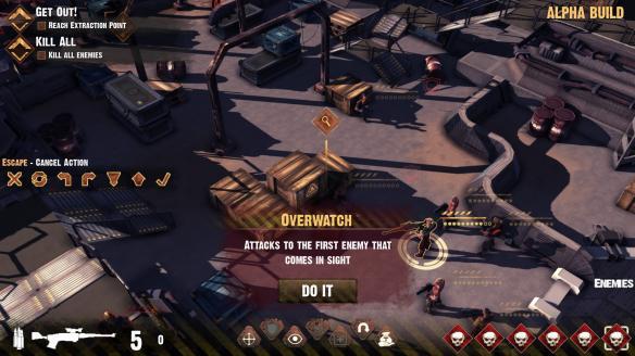 《沉沦:A2P预案》游戏截图