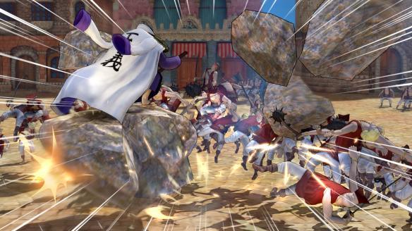 《海贼王无双3》游戏截图-5