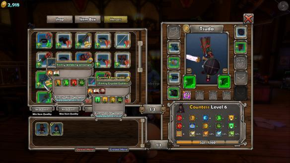 《地牢守护者:永恒》游戏截图