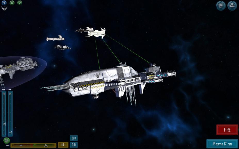 《战略星光》游戏截图