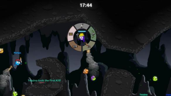 《方块英雄》游戏截图