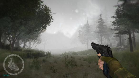《红色湖泊》游戏截图