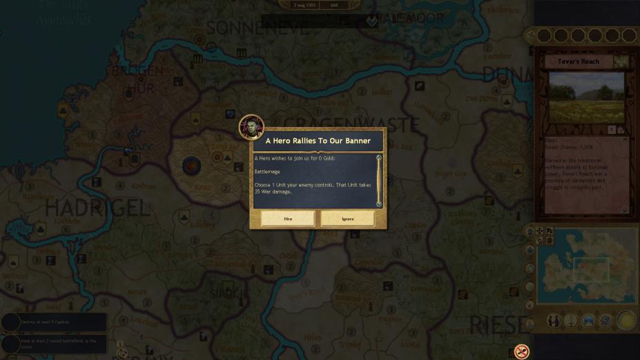 《主权:王冠》游戏截图