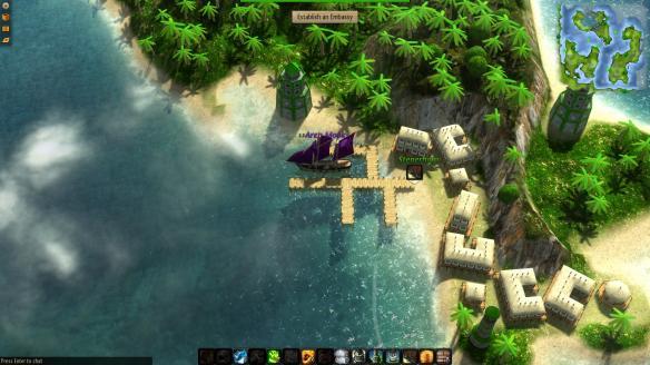 《迎风起航》游戏截图