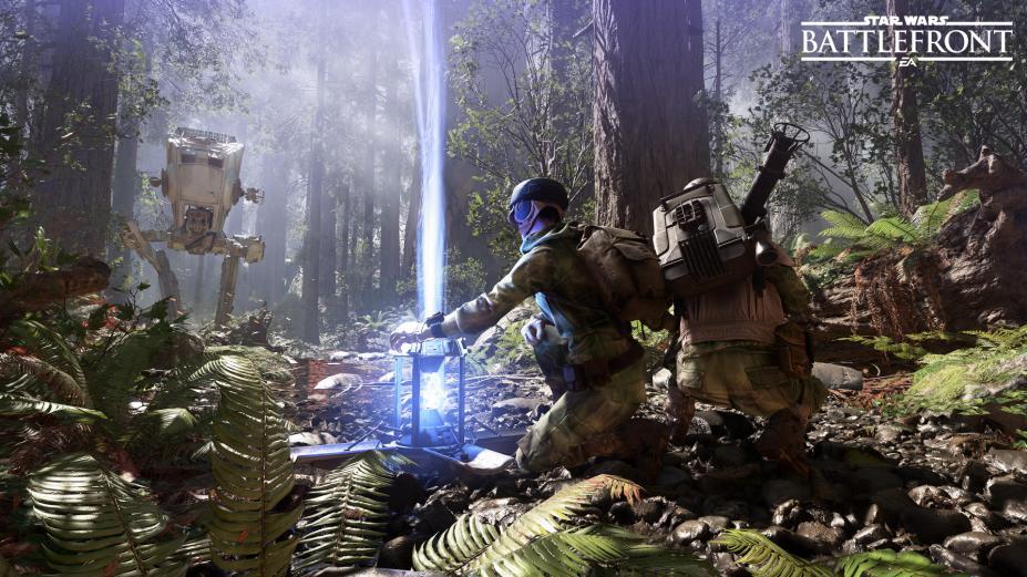 《星球大战:前线》游戏截图2