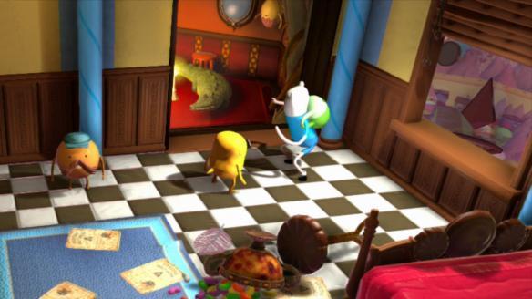 《探险活宝:阿宝和老皮的史诗冒险》游戏截图-1