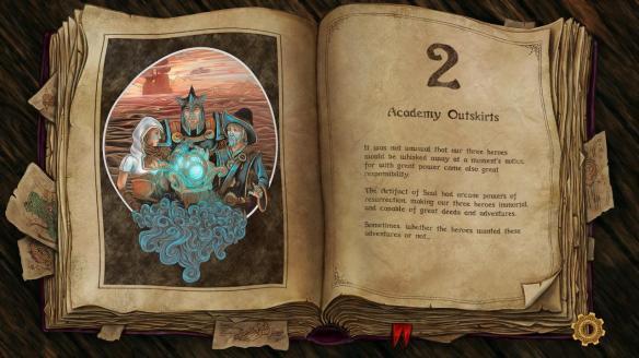 《三位一体3:权力圣器》游戏截图4