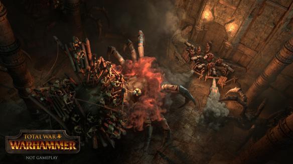 《战锤:全面战争》游戏截图11