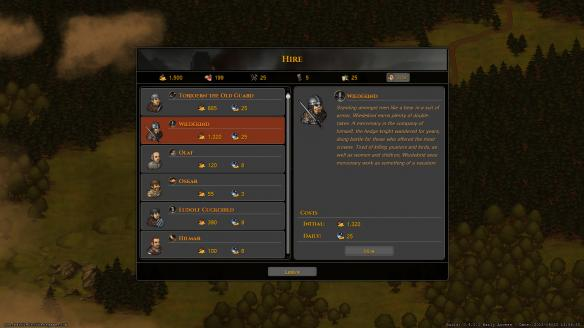 《战场兄弟》游戏截图