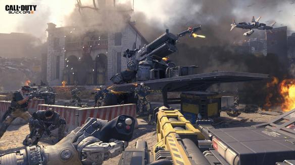 《使命召唤12:黑色行动3》游戏截图2