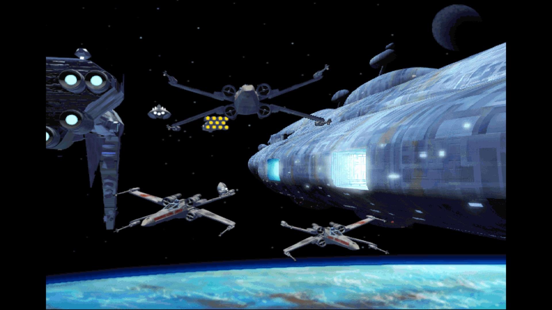 星球大战:X-翼战机游戏图片欣赏