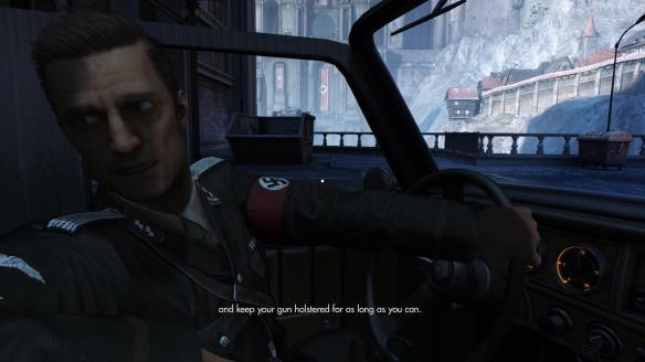 《重返德军总部:旧血脉》游戏截图4