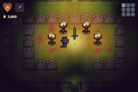 《巫师的蜥蜴》游戏截图